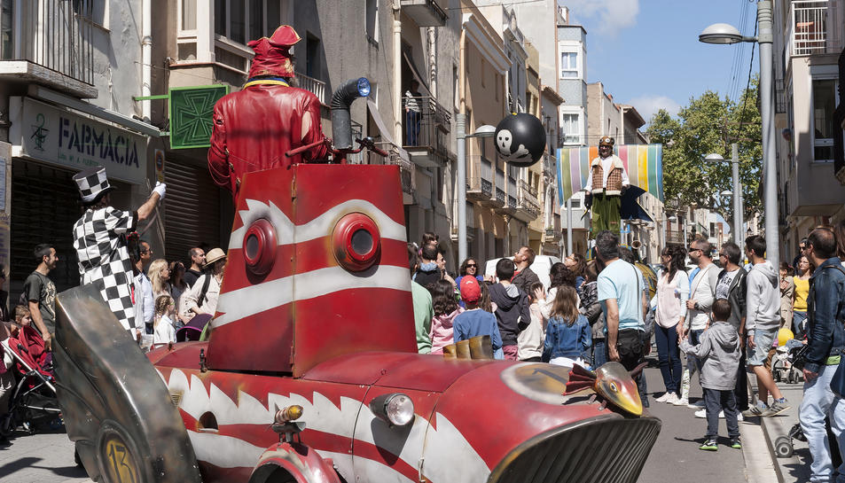 Imatge d'un dels actes del festival de l'any passat.