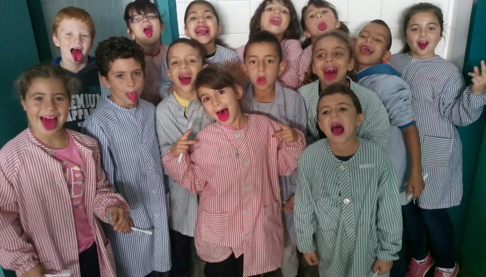 Salud dental en las escuelas