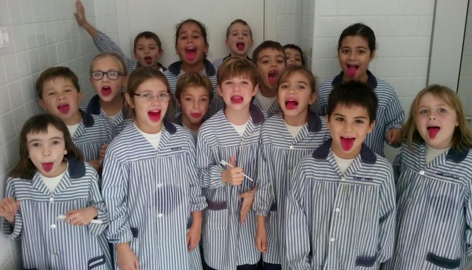Salut dental a les escoles