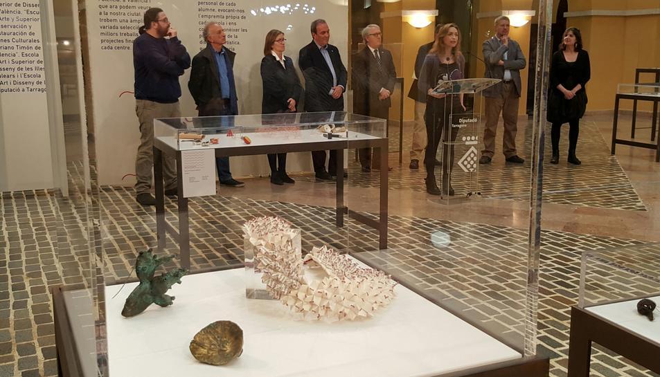 S'inicien els actes de commemoració del 40è aniversari dels estudis de Joieria de l'EADT