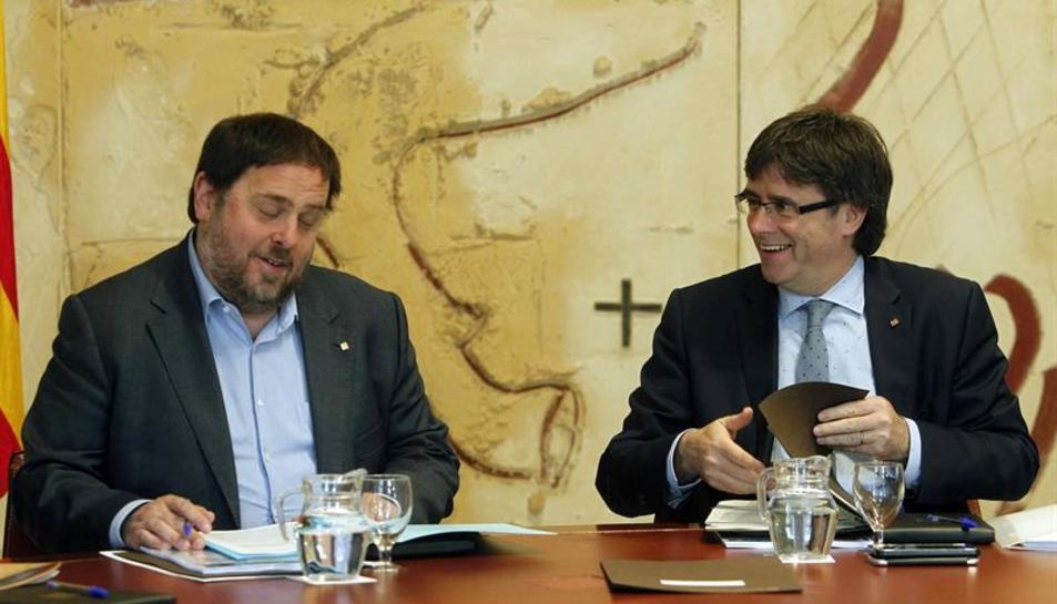 Oriol Junqueras considera que el projecte original de BCN World ha resultat un «solemne fracàs»
