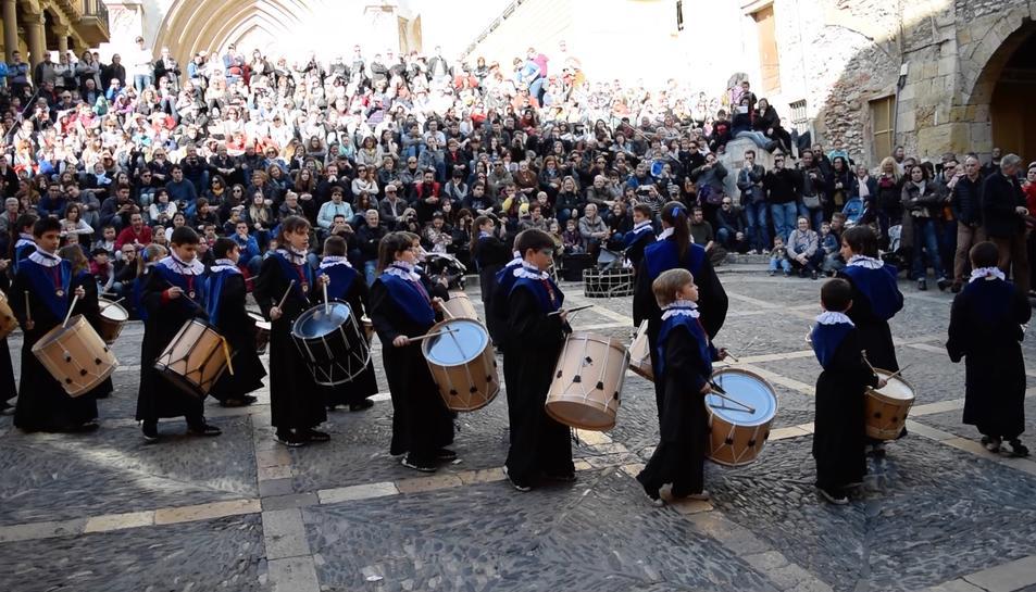 V Mostra de Sons i Fusions de la Setmana Santa de Tarragona