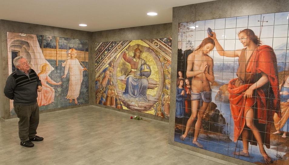 El columbari de Sant Joan té una ocupació del 10% després de 4 anys