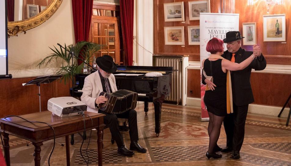 'En tierra de nadie', de Mayelen Fouler, es presenta al Conservatori de Tarragona
