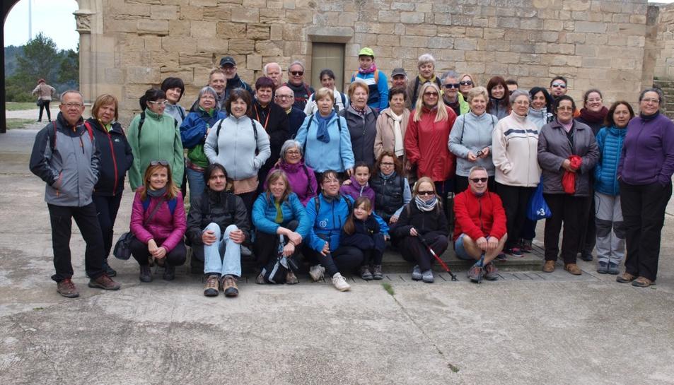 'Caminant per la Conca' arriba a la tercera edició a Solivella