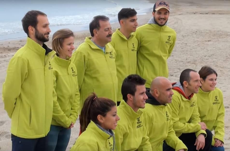 Expedició a Lesbos per ajudar als refugiats