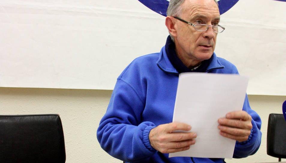 La PDE enllesteix una recollida de signatures contra el PHE per presentar al Síndic