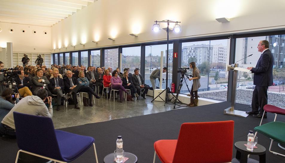 Pellicer anuncia un gran procés de participació ciutadana per crear un nou full de ruta per la ciutat