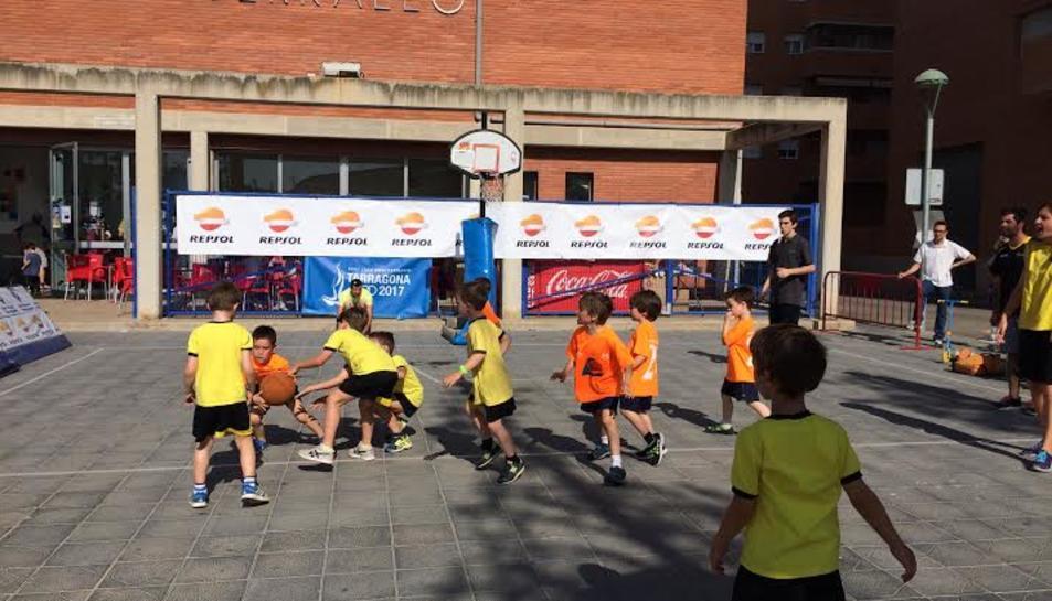 Una setantena d'inscrits en el tercer Repsol Futur Bàsquet Tarragona