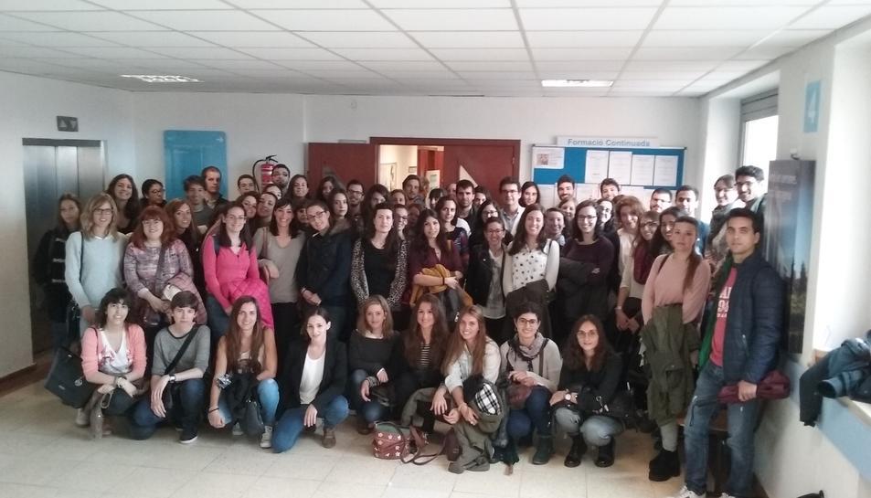 Els estudiants de MIR coneixen el Joan XXIII