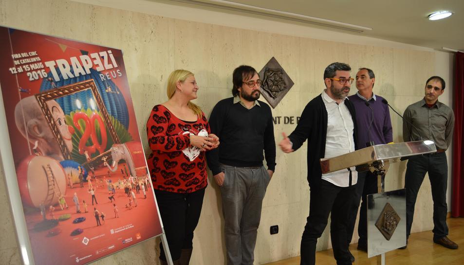 La Fira Trapezi celebra 20 anys