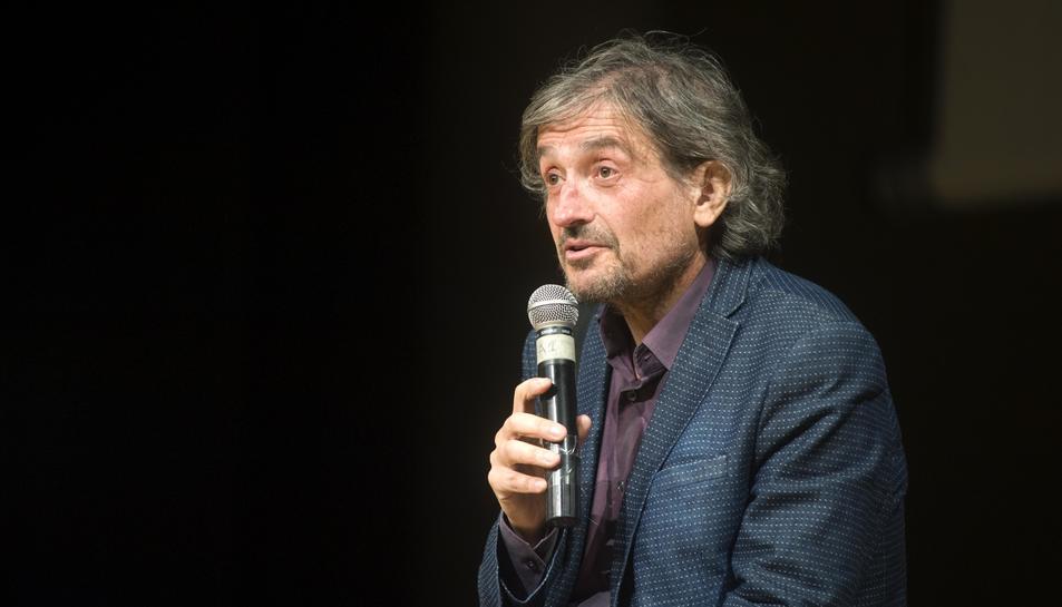 Carles Capdevila ha fet un monòleg sobre com educar als fills.