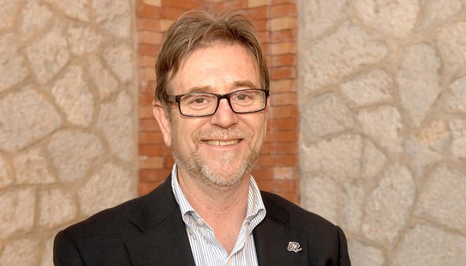 Josep Manel Ricart, vicerector de Política Científica i Recerca de la Universitat Rovira i Virgili.