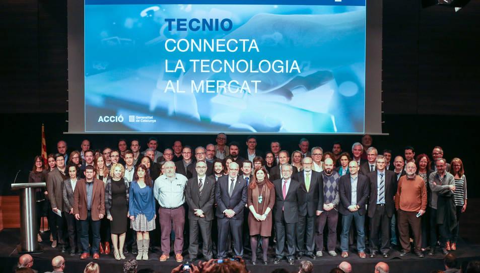 Sis entitats tarragonines, acreditades amb el segell TECNIO com a proveïdores de tecnologia