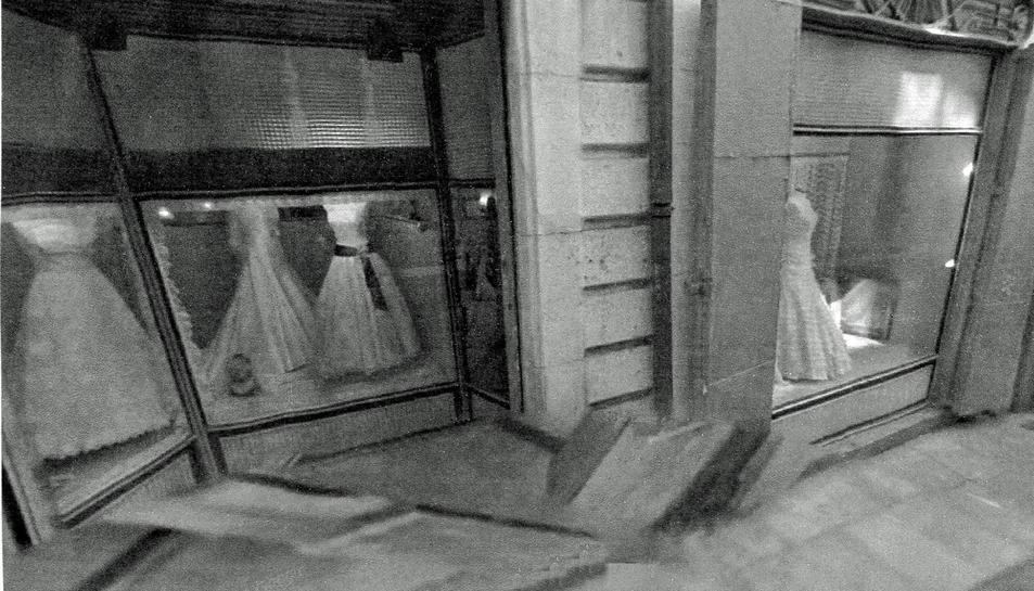 La Casa Güell, situada al carrer Major, va tancar al passat mes de gener.