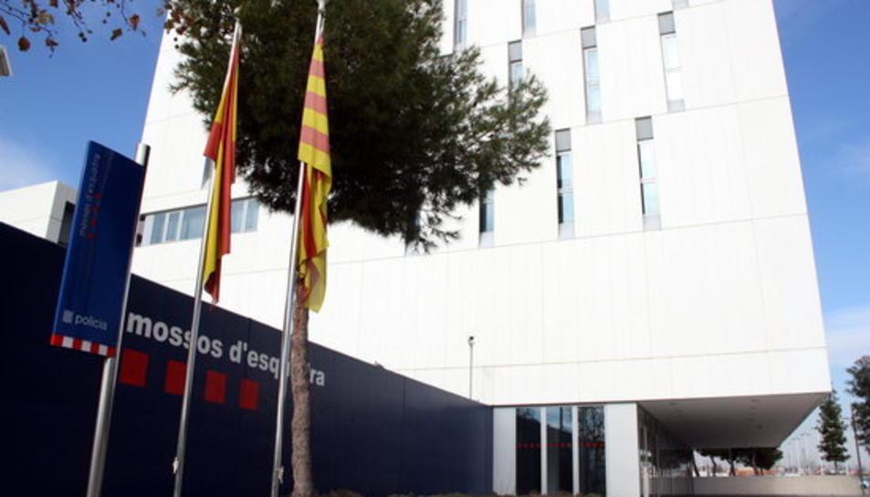 Comissaria central dels Mossos d'Esquadra de Tarragona, situada al barri de Campclar.