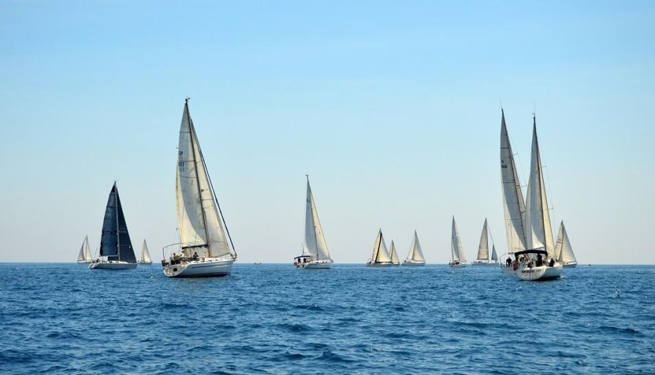 El Port de Torredembarra celebra la seva primera regata d'altura