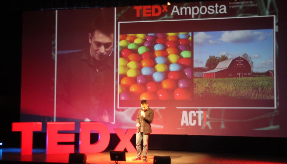 El TEDxAmposta comença a confirmar els ponents que participaran en aquesta edició