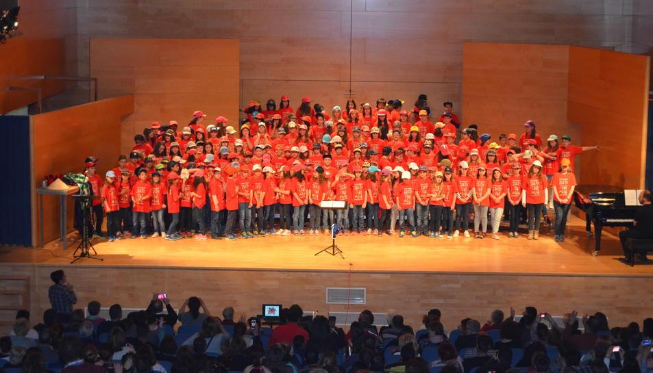 La Trobada de Corals celebra el 10è aniversari amb una cantata conjunta