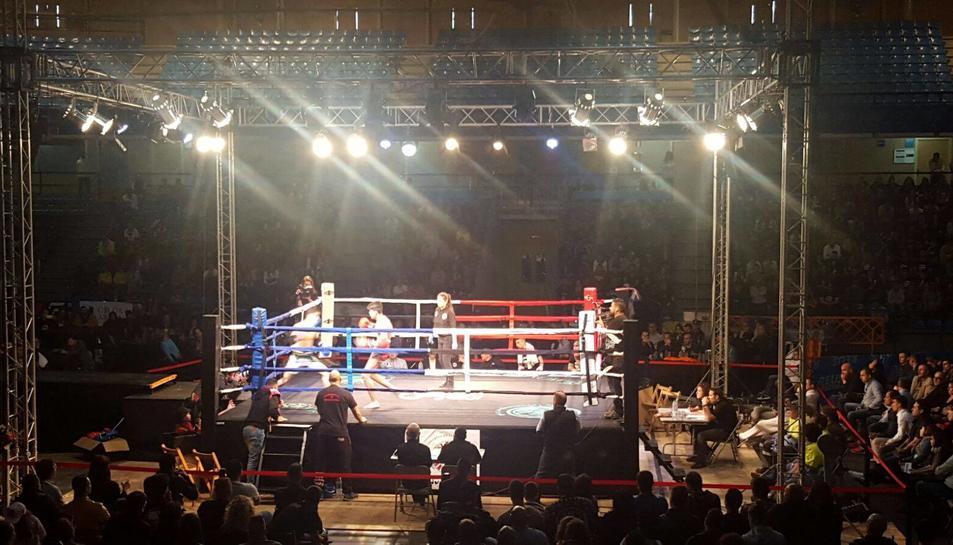 L'acte, celebrat al Pavelló Olímpic de Reus, ha comptat amb les millors batalles de Muay Thai.
