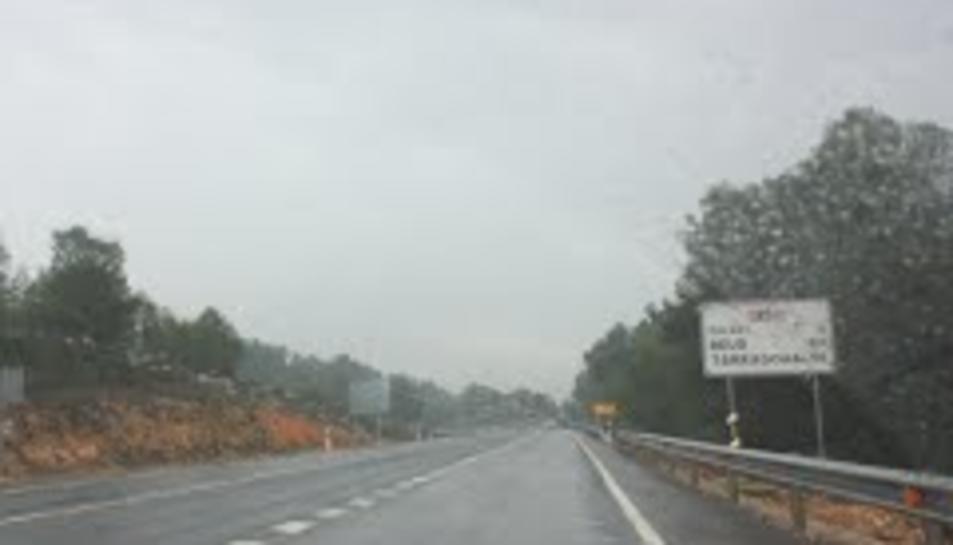 Carretera N-420.