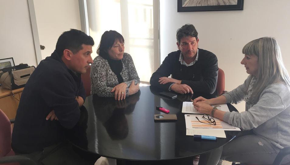 La Ribera d'Ebre promociona la seva fruita dolça a Itàlia i Àustria