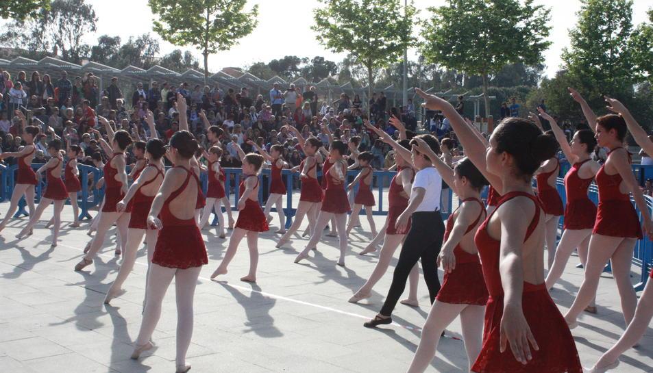 Cambrils commemorarà el Dia Internacional de la Dansa amb un festival al Parc del Pinaret