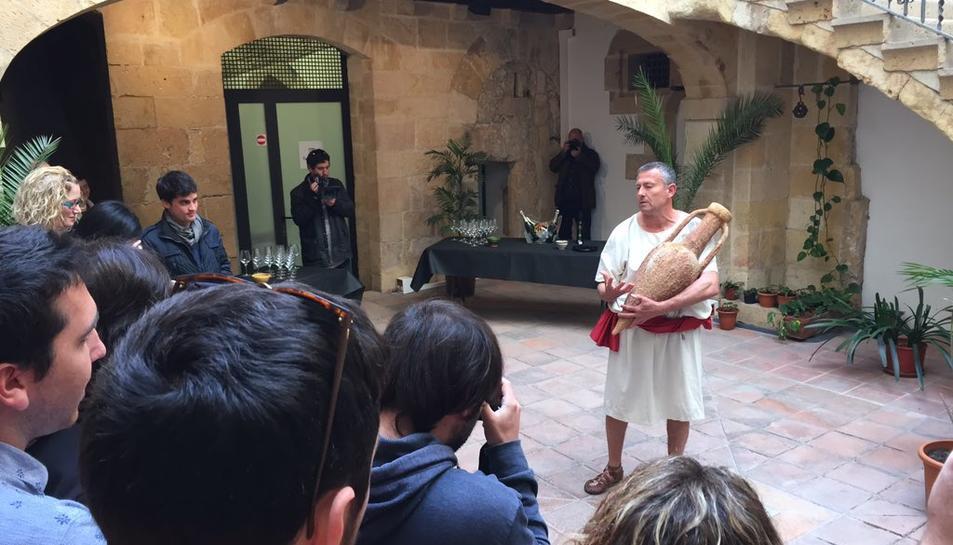 ViTour Tarragona, una nova proposta turística que marida història i vi