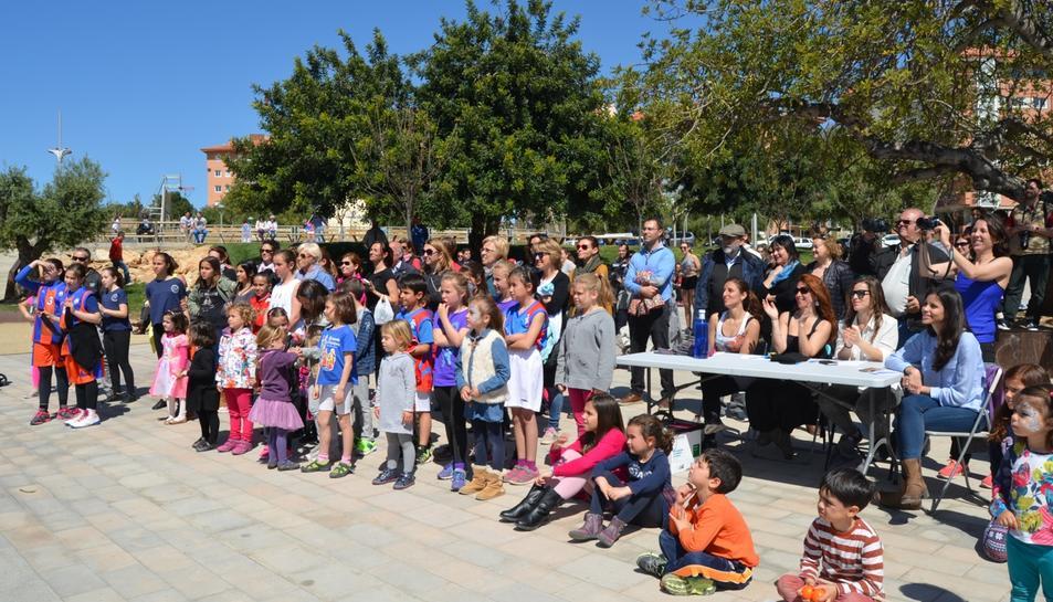 Zumba i 'talent show' a la Vall de l'Arrabassada