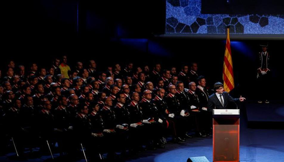 Distinció de la Generalitat per la Guàrdia Urbana de Reus
