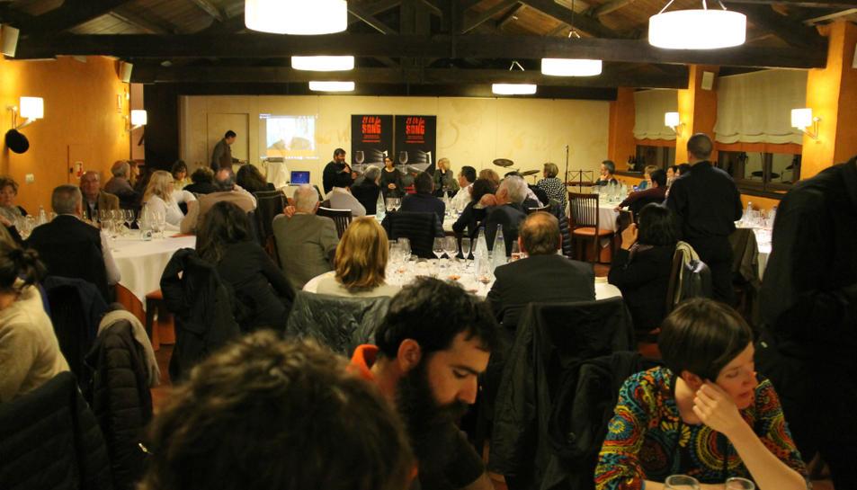 Maridatge de vins i novel·la criminal a l'Espluga de Francolí