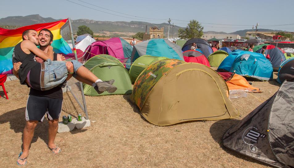 Montblanc acollirà una nova edició de l'Acampada Jove del 14 al 16 de juliol