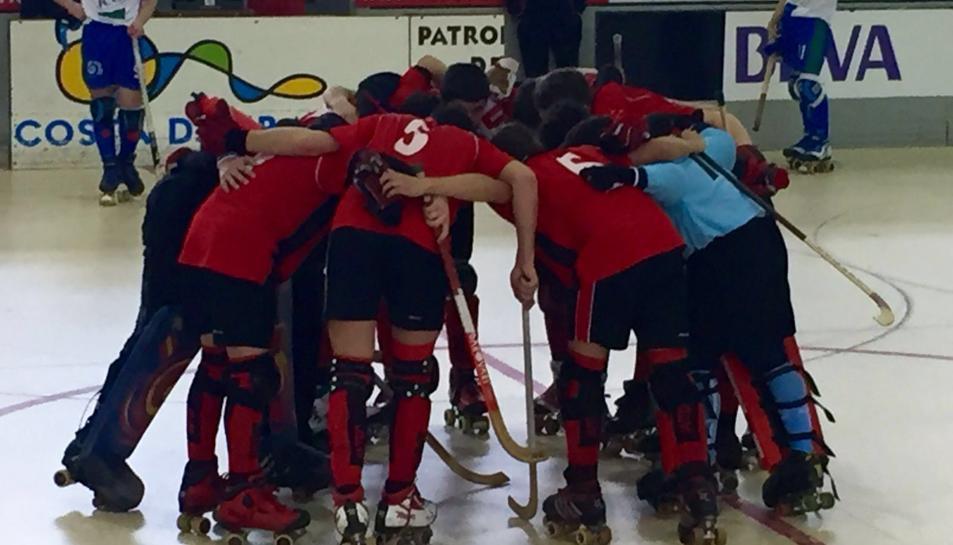 El juvenil del Reus Deportiu es classifica pel Campionat de Catalunya
