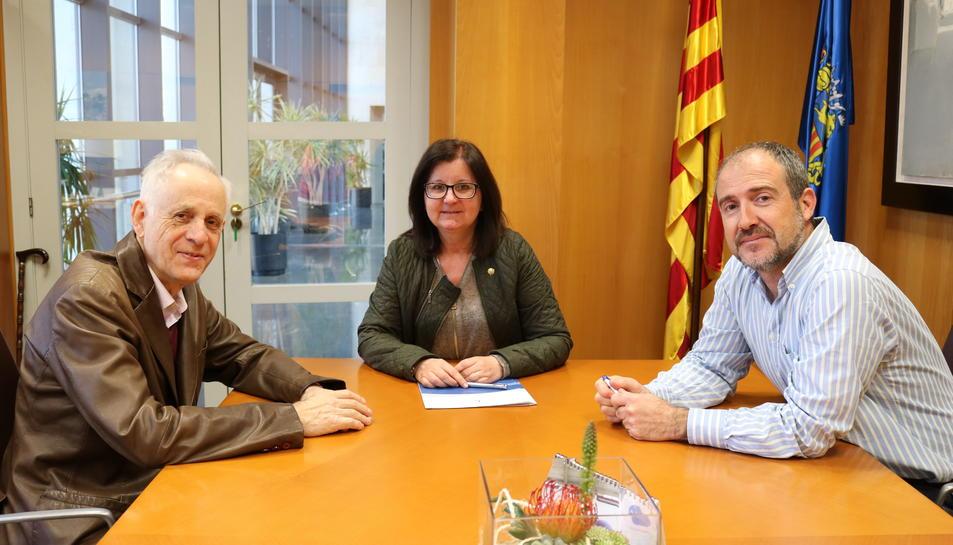 El consistori i la Fundació Privada Bonanit signen un conveni per l'acolliment de persones sense llar