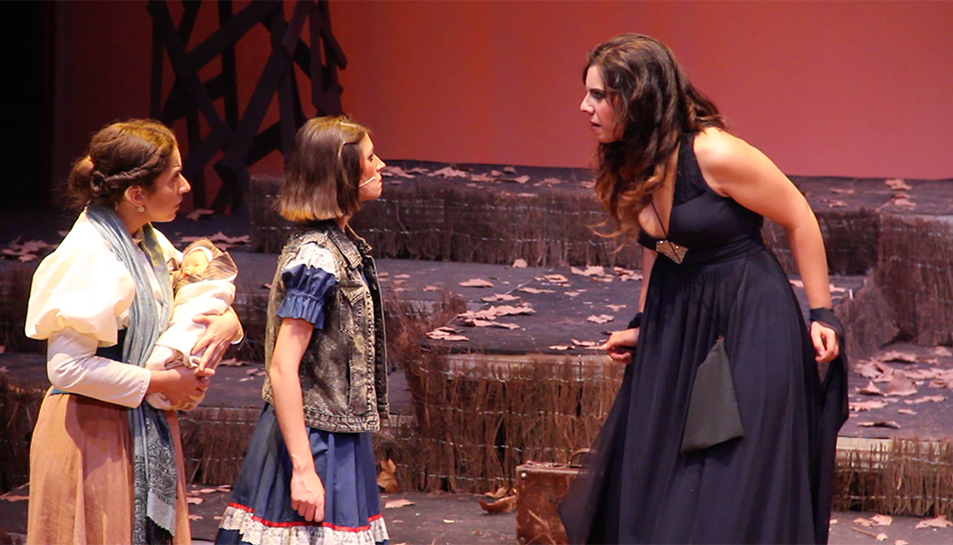 El musical «Dins del Bosc» torna per segon any consecutiu a Valls