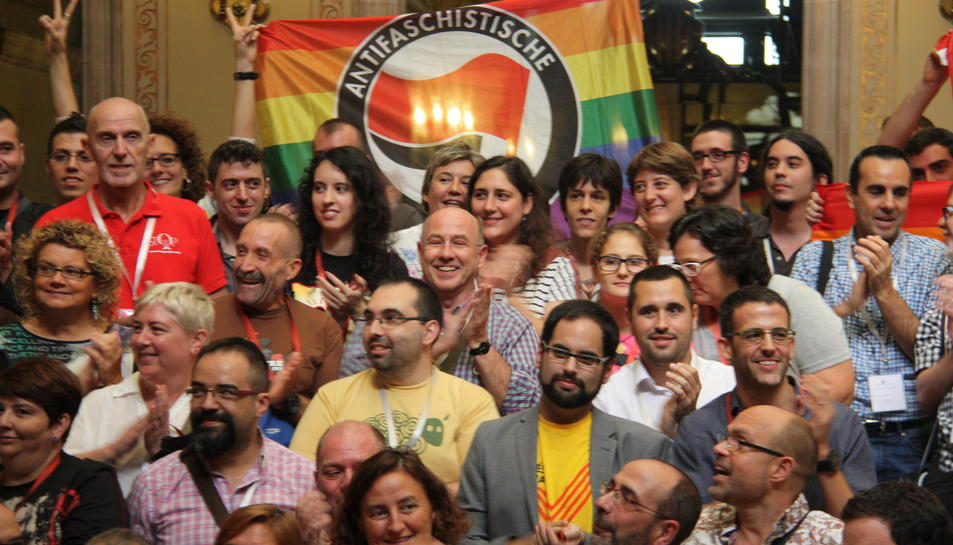 Tarragona és la demarcació catalana que registra menys agressions per LGTBIfòbia