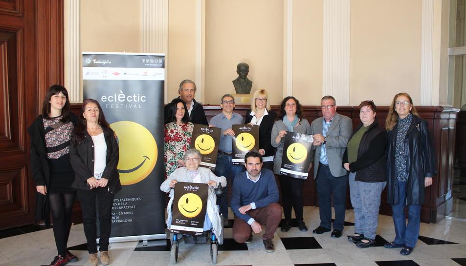 Les arts escèniques des de la discapacitat, a la 5a edició del Festival Eclèctic