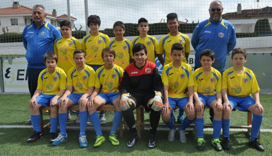 Presentació del Club de Futbol Vila-seca