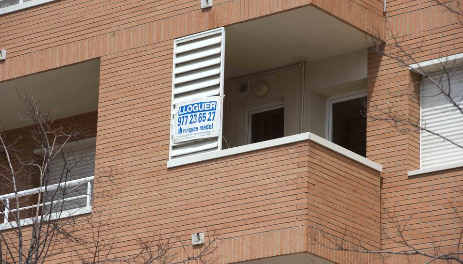 Els ajuts al lloguer de la Generalitat a Tarragona es destinaran a pisos que no superin els 450 euros mensuals