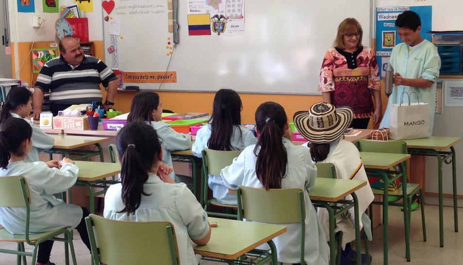 «Volem que els nens siguin competents en català, castellà i anglès»