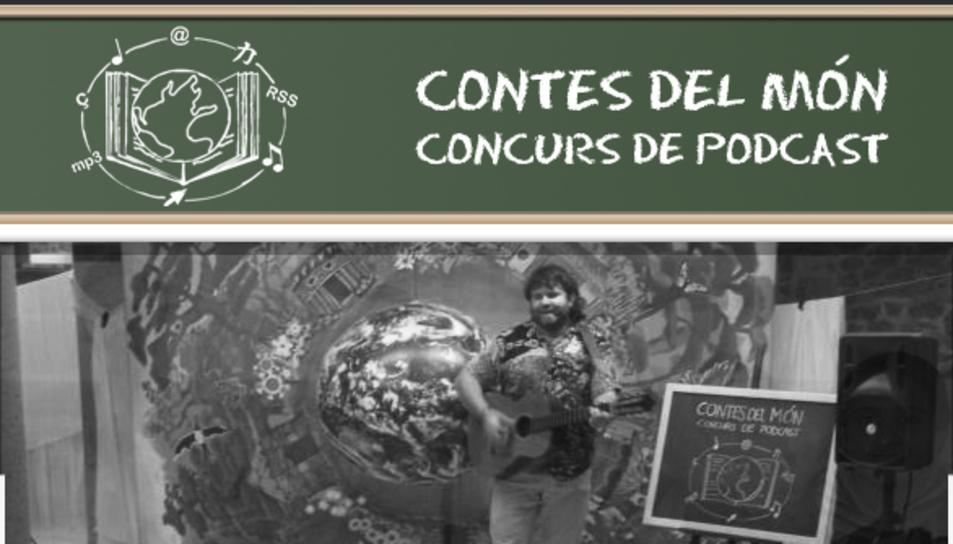 Alumnes de la Selva i de Roquetes, finalistes en un concurs escolar de contes en podcast