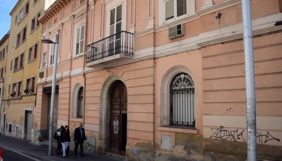 Antiga caserna de la Guàrdia Civil de Tarragona