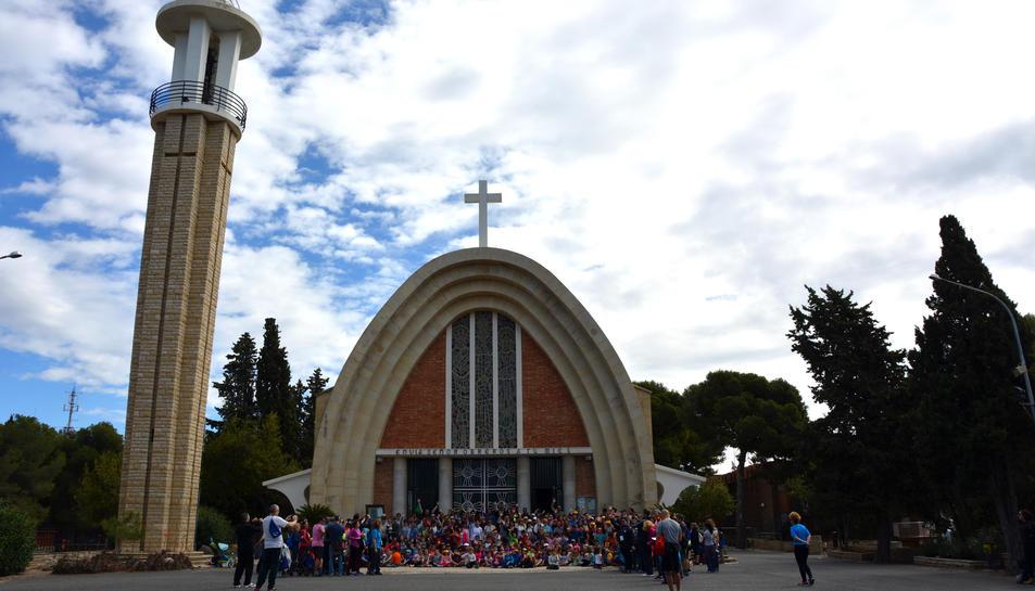 Unes 600 persones es reuneixen a la 3a trobada dels Tarraconins Saludables