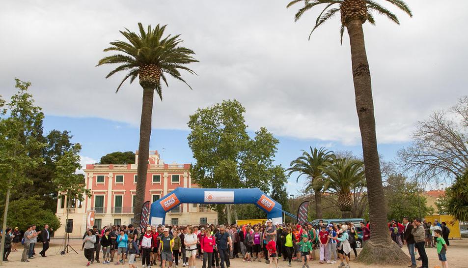 Caminada popular de primavera de Reus a la Pineda