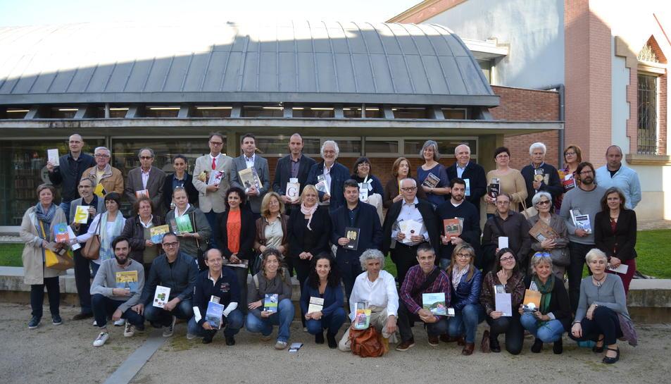 Més de 40 escriptors participen a la Trobada d'Autors Locals