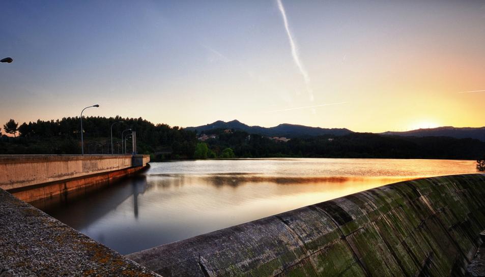Més de sis hectòmetres cúbics de reserva d'aigua fins al setembre