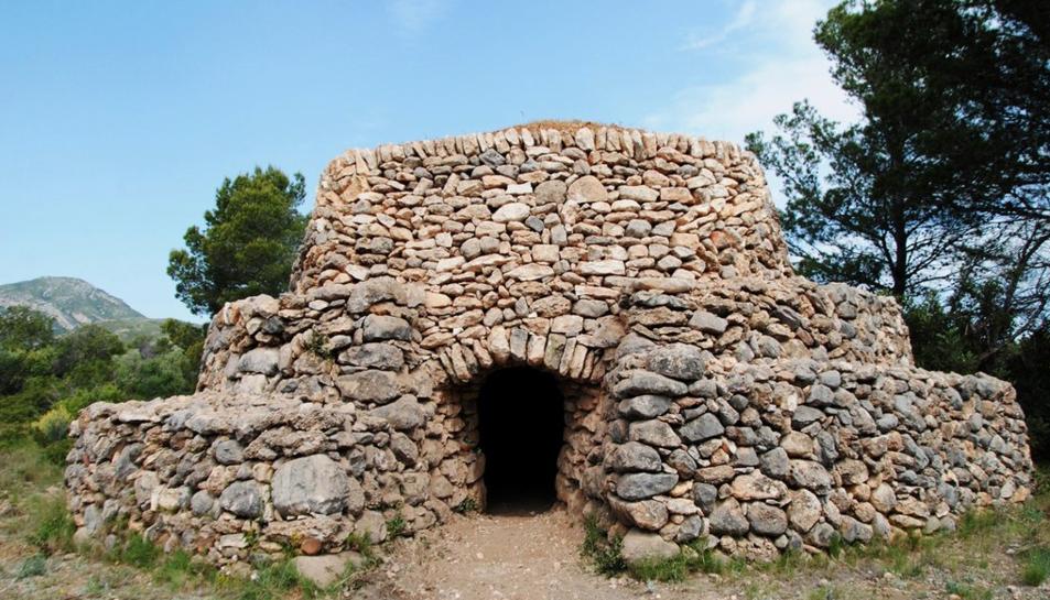 Cinc barraques de pedra seca de Mont-roig del Camp són declarades bé d'interès nacional