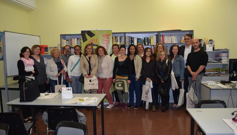 Facilitar l'aprenentatge del català, a la nova edició de 'Voluntaris per la llengua'