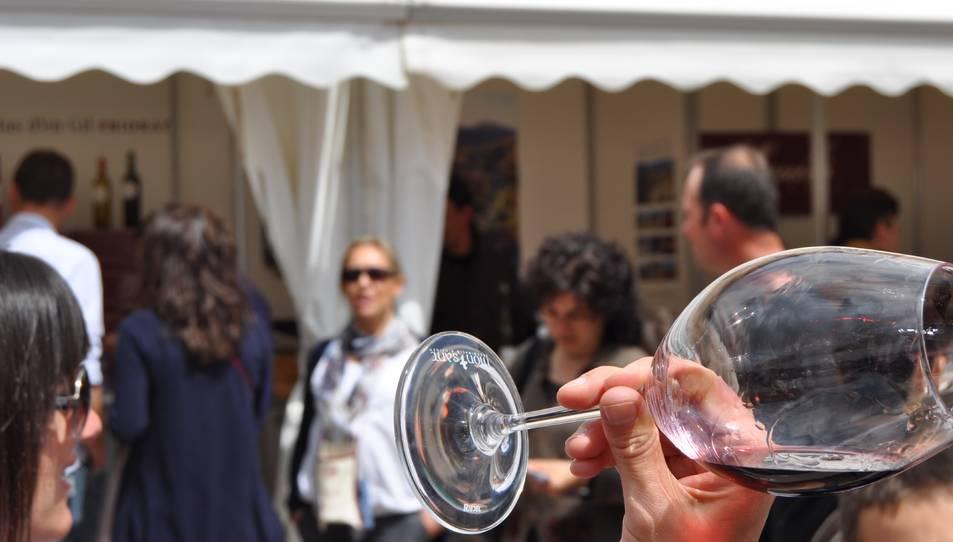 La Fira del Vi de Falset supera el seu rècord amb 73 cellers participants