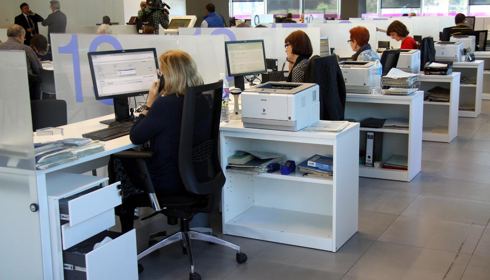 Hisenda retorna 7,3 milions d'euros a 10.732 contribuents tarragonins durant la primera setmana de Renda de 2015